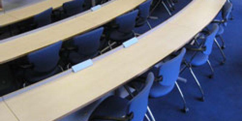 Напольные покрытия в учебных заведениях