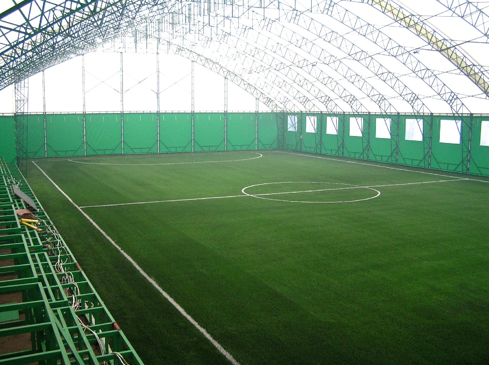 Одесса, мини-футбольное поле.