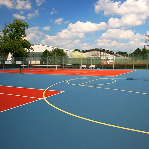 Акриловое покрытие – Courtsol Tournament