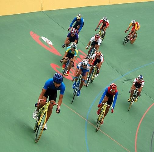 Акриловое покрытие – Courtsol Race Training Roller System
