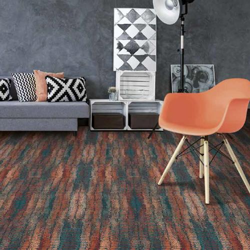 Ковровая плитка – Halbmond – MEGA tiles