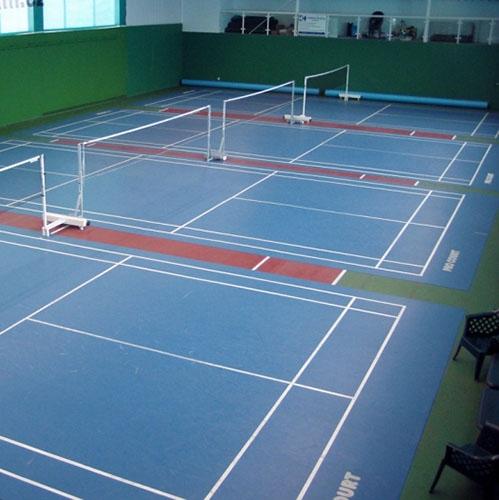 ПВХ для спорта – Taraflex – Badminton
