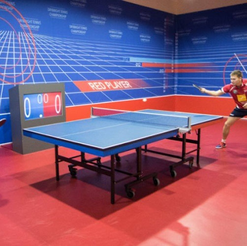 ПВХ для спорта – Taraflex – Table Tennis
