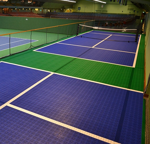 Модульные покрытия Bergo Tennis