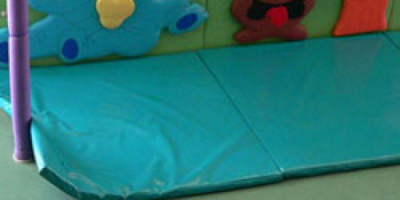 Підлогові покриття в дитячих закладах