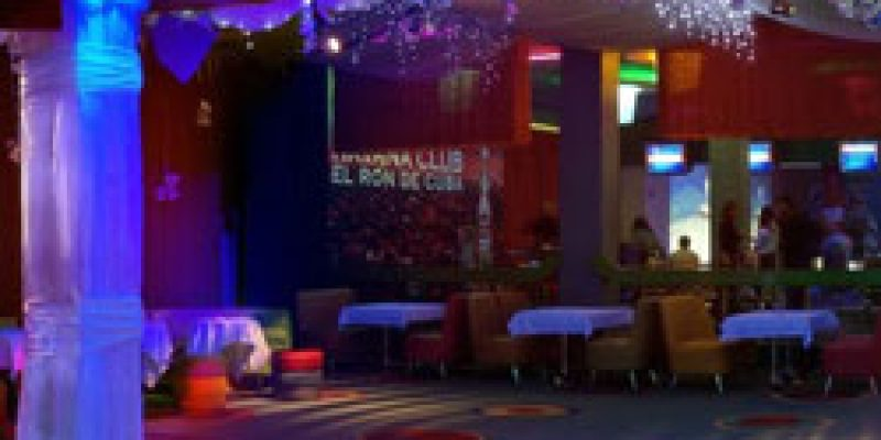 Підлогові покриття в розважальних центрах