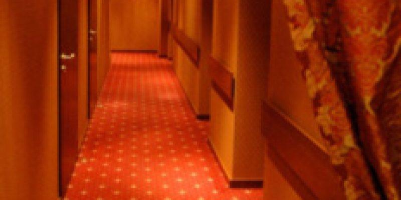 Підлогові покриття для готелів
