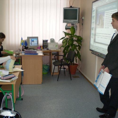 Школа 115, г. Киев