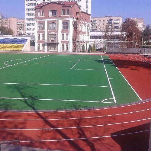 Одесса, стадион Юридической академии.
